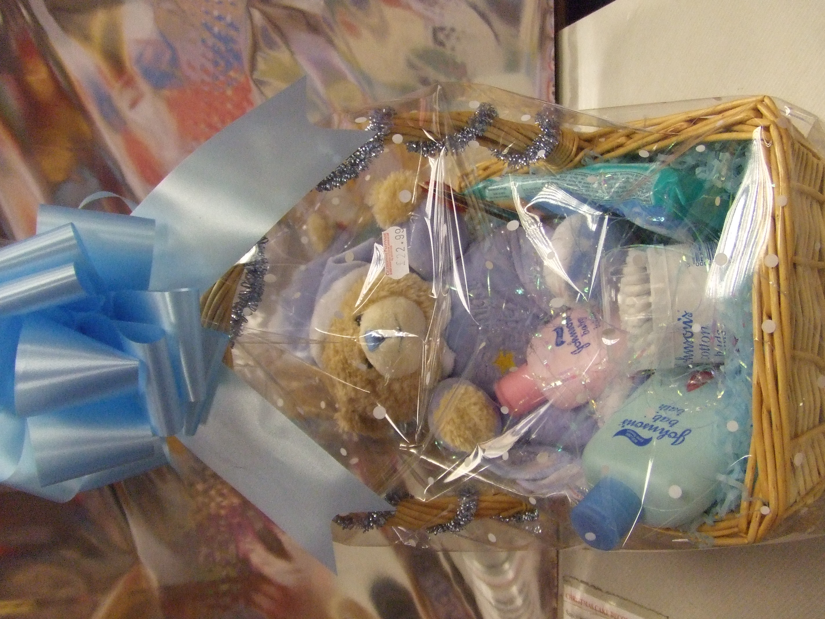 Baby Gift Baskets London England : Celebration partyware and gifts london